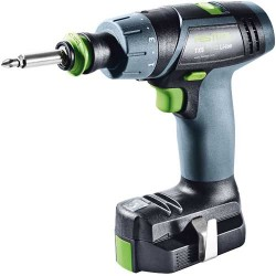 Festool Perceuse-visseuse sans fil TXS Li 2,6-Plus