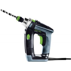 Festool Perceuse-visseuse DR 18/4 E FFP-Set QUADRILL