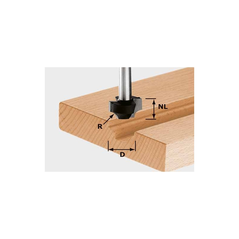 festool fraise quart de rond hw avec queue de 8 mm hw s8 d21 r5 matpro aquitaine. Black Bedroom Furniture Sets. Home Design Ideas