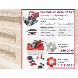 PROMOTION ZETA P2 SET LAMELLO